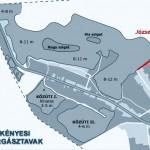 gyékényes józsef attila térkép